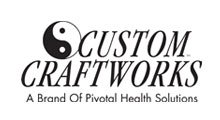 Custom Craftworks massage therapy products