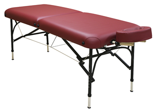 Solutions Series Challenger Aluminum Massage Table
